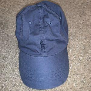 Blue Polo Baseball Hat